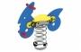 Rugós játékok - motor