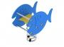 Rugós játékok - halacska