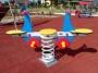 Rugós játékok - 3 személyes motor